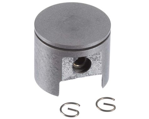 Piston with Pin Retainer: DLE-40