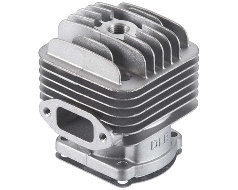 DLE Engines Cylinder with Gasket: DLE-40