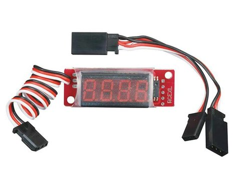 On-Board Digital Tachometer