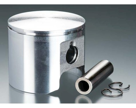 Piston with Pin and Retainer: DLE-85