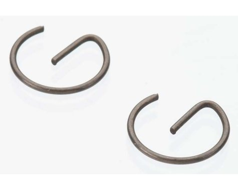 DLE Engines Piston Pin Retainer: DLE-85 (2)