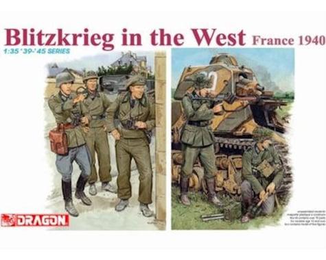 Dragon Models 1/35 Blitzkrieg West France '40 (5)