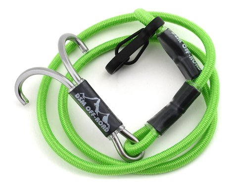 """DSM Off-Road V3 Self Recovery Kinetic Strap System (Neon Green) (16"""")"""