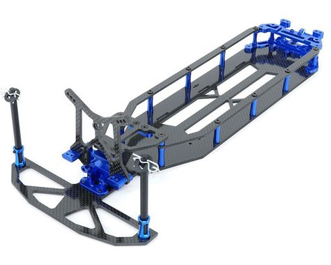 """DragRace Concepts DR10 Drag Pak """"Pro Spec"""" Conversion Kit (Blue)"""