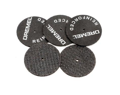 """Dremel 1-1/4"""" HD Fiberglass Cutoff Wheel (5)"""