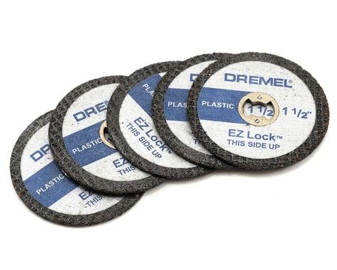 Dremel EZ Lock System Plastic Cutoff Wheels (5)