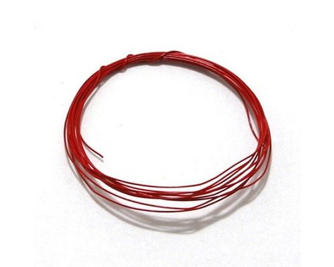 Detail Master 1/24-1/25 2ft. Ignition Wire Red