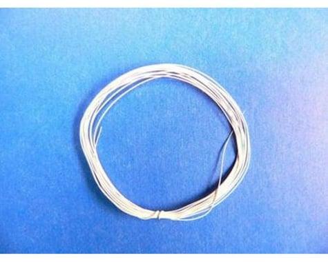 "Detail Master 1/24-1/25 2ft. Detail Wire White (.0075"" Dia.)"