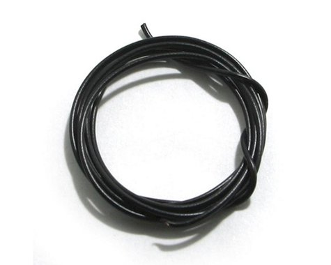 "Detail Master 1/24-1/25 2ft. Coolant Hose Black (1"" Dia.)"