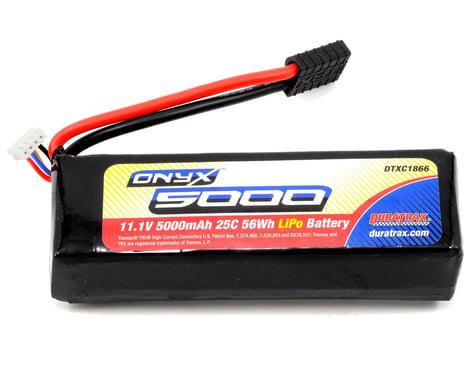 DuraTrax Onyx 3S Li-Poly 25C Battery Pack w/Traxxas Connector (11.1V/5000mAh)