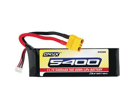 DuraTrax Lipoonyx3s11.1V5400mah 50C Sftcase Xt90