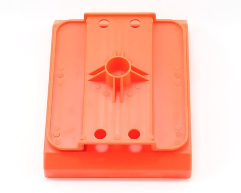 DuraTrax Pit Tech Deluxe Car Stand (Orange)