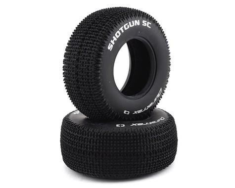 DuraTrax Shotgun SC Tire (2) (C3 - Super Soft)