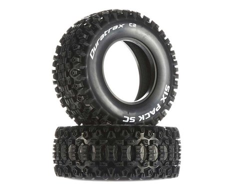 DuraTrax Six Pack SC Tires C2 (2)