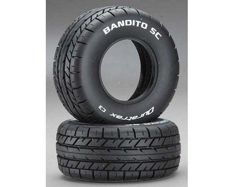 DuraTrax Bandito SC 1/10 On-Road Truck Tires (2) (C3)