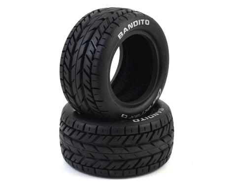 DuraTrax Bandito 1/10 Buggy Rear On-Road Tire (2) (C3)