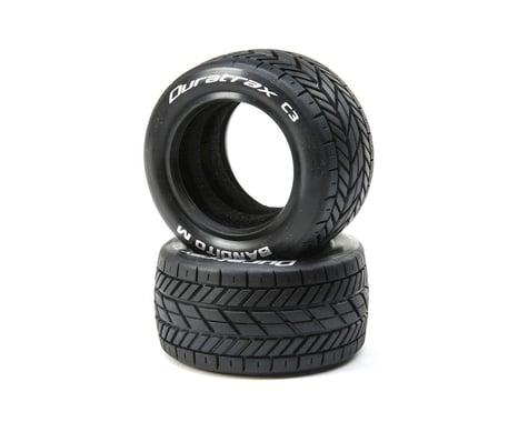 "DuraTrax Bandito M 1/10 2.2"" Rear Oval Buggy Tire (2) (C3)"