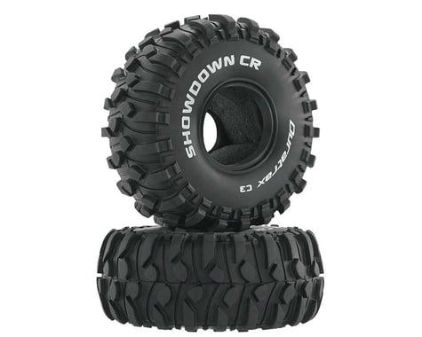 "DuraTrax Showdown CR 1.9"" Rock Crawler Tire (2) (C3)"