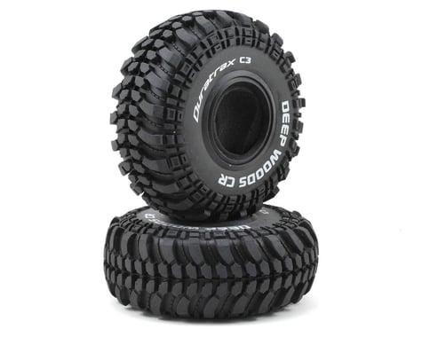"DuraTrax Deep Woods CR 2.2"" Crawler Tires (2) (C3 - Super Soft)"