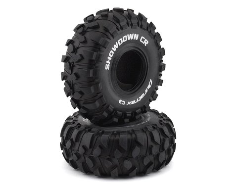 "DuraTrax Showdown CR 2.2"" Crawler Tire (2) (C3 - Super Soft)"