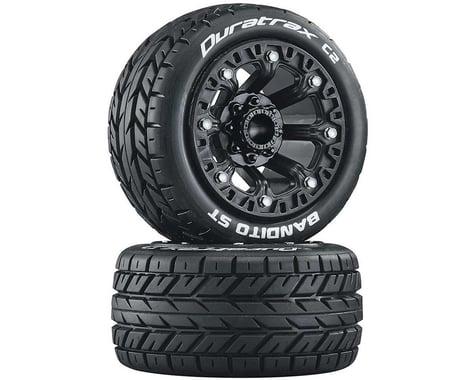 "DuraTrax Bandito ST 2.2"" Tires (Black) (2)"