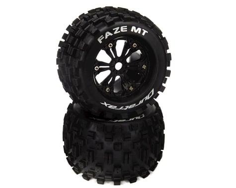 DuraTrax FAZE MT 1/8 Monster Truck Tires (Black) (2)