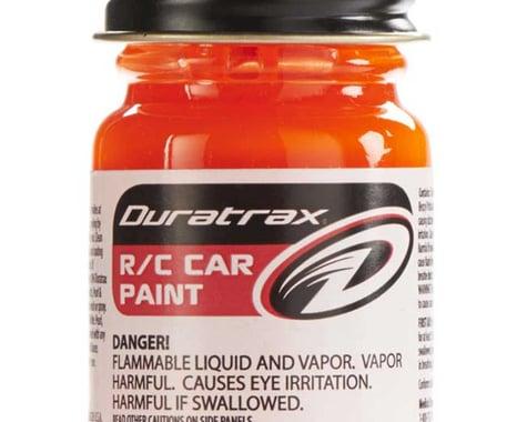 DuraTrax Polycarbonate Paint Fluorescent Orange .5oz DTXPC78