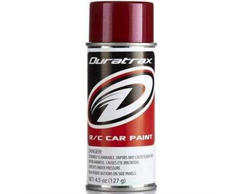 DuraTrax Polycarb Spray (Metallic Red) (4.5oz)