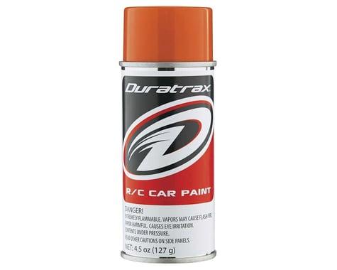 DuraTrax Polycarb Spray (Candy Orange) (4.5oz)