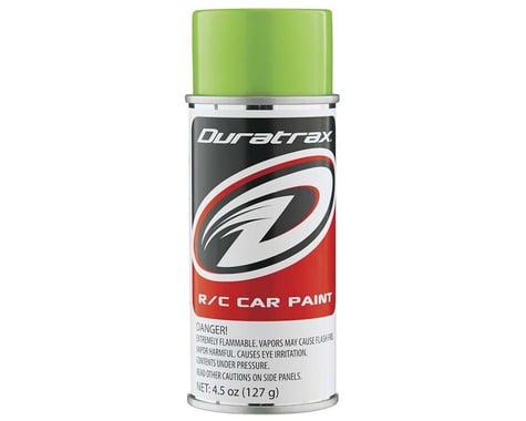 DuraTrax Polycarb Spray (Lime Pearl) (4.5oz)