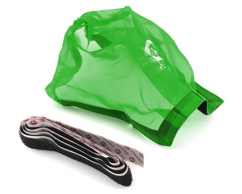 Dusty Motors Traxxas Unlimited Desert Racer Protection Cover (Green)