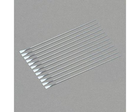 """DuBro 2-56 Rod w/ Nylon Kwik-Link 12"""" (12)"""