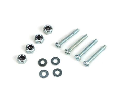 DuBro Bolt & Lock Nut Set 3-48 x 3/4