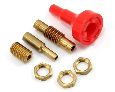 DuBro Fuel Can Cap Fitting Set