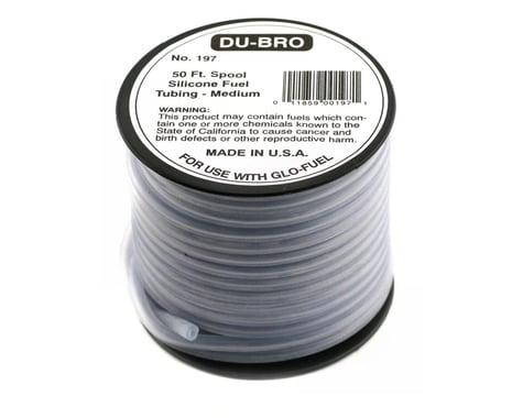 Dubro Super Blue Silicone Tubing Med DUB197