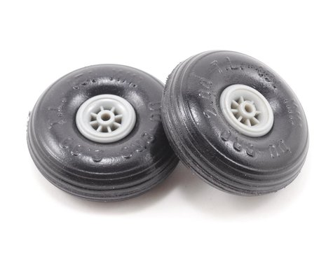 "DuBro 2"" Treaded Lite Wheels (2)"
