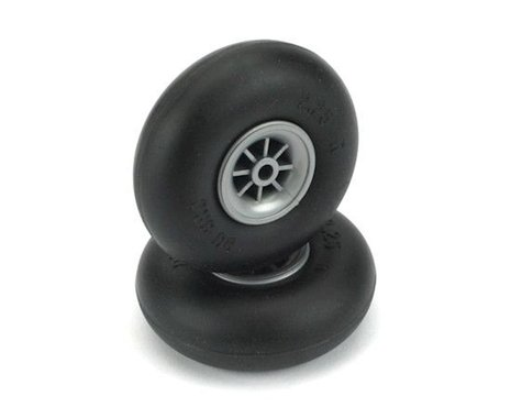 "DuBro Smooth Wheels, 2-1/4"""
