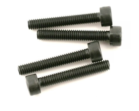 DuBro 4x25mm Socket Head Cap Screws (4)