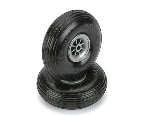 DuBro Treaded Lite Wheels,2-1/2""