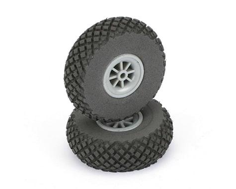 "DuBro Diamond Lite Wheels,2-3/4"""