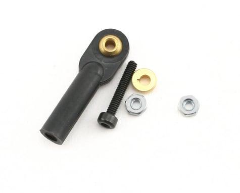 DuBro 2mm Swivel Ball Link (Black)