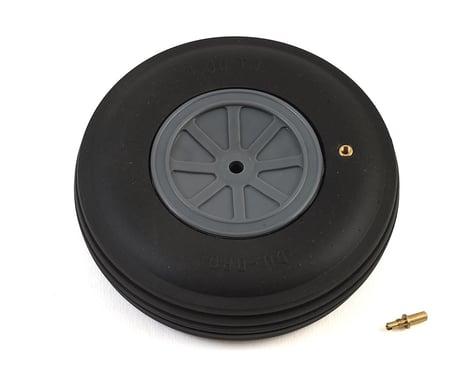 "DuBro 4"" Large Scale Treaded Wheel"