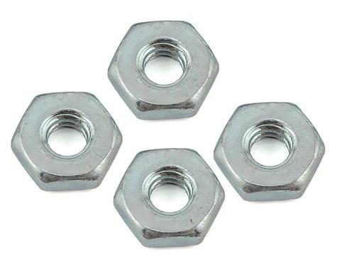DuBro 2-56 Steel Hex Nuts (4)