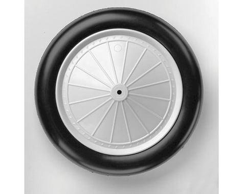 """DuBro 1/5 Scale Vintage Wheels, 5.60"""" (2/pkg)"""
