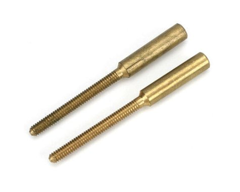 DuBro Threaded Couplers, 2mm (2)