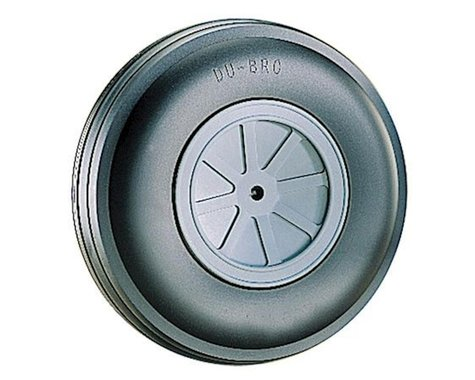 "DuBro 7"" Dia. Treaded Lightweight Wheel (1)"