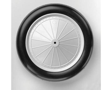 """DuBro 1/4 Scale Vintage Wheels, 7"""" (2/pkg)"""