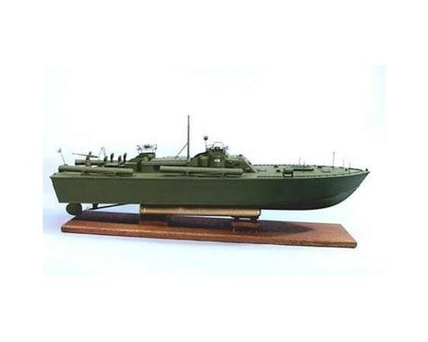 "Dumas Boats 33"" US Navy PT109 Model Boat Kit"