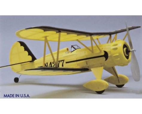 "Dumas Boats Dumas Waco YMF5 18"" Biplane Kit Rubber Powered"