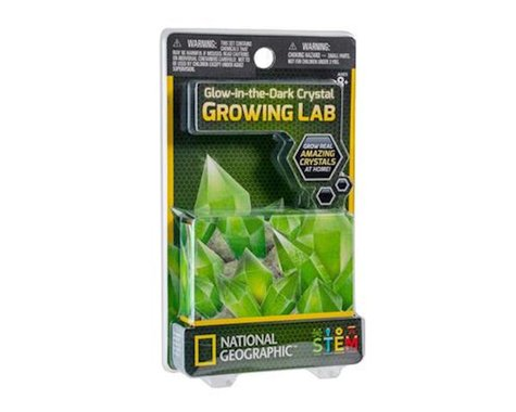 Discover With Dr. Cool National Geographic Crystallab Glow